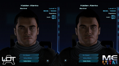 Kaidan Comparison 1 Alot Curation vs MEUITM installer