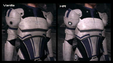 HR Explorer Armor