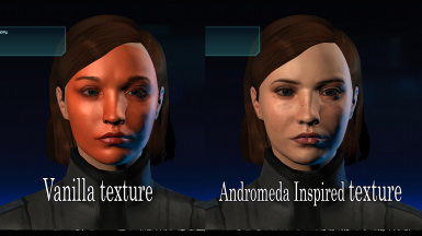 New complexion