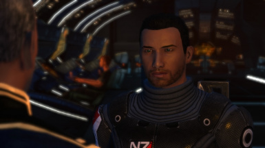 Shepard Bonito Character Customization