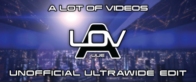 A Lot of Videos (ALOV) for ME1 - Unofficial Ultrawide Edit
