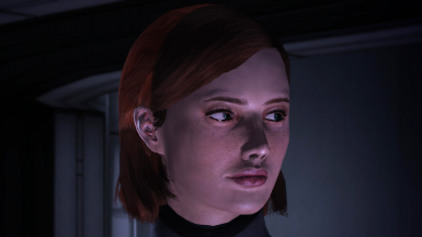 Andromeda Inspired FemShep Complexion (ME1)