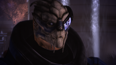 my boy garrus lookin like a complete snack