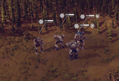 Zot's Unseen Mechs using Existing Models