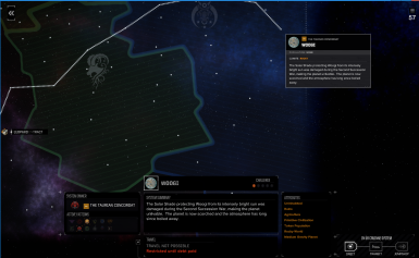 Added several Star Systems to the map - shown is Woogi