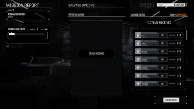 All The Salvage All The Time at BattleTech Nexus - Mods and Community