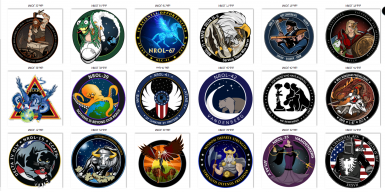 NROL Mission Patches