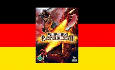 Warlords Battlecry 3 - Deutsches Sprachpaket