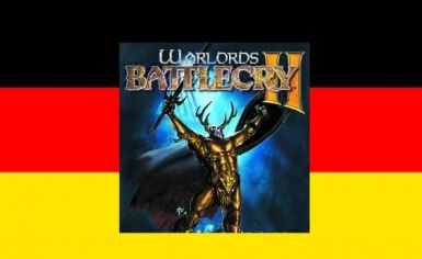 Warlords Battlecry 2 - Deutsche Sprachdatei