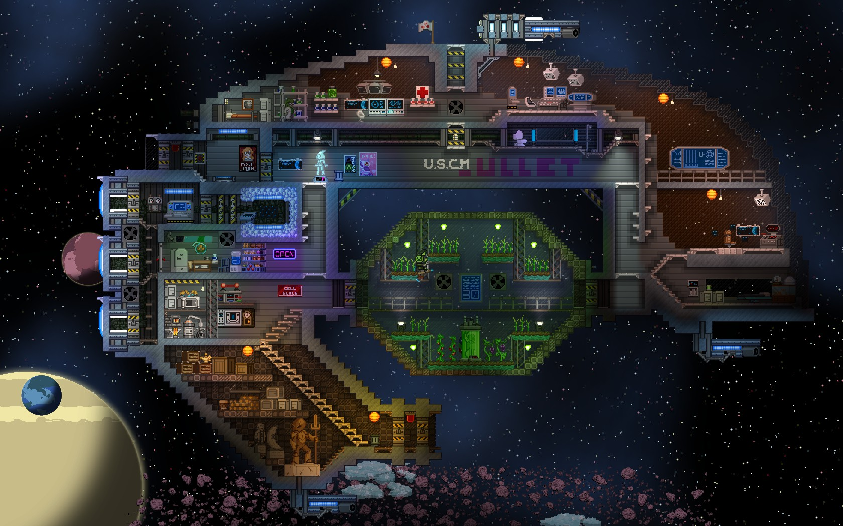 how to download mods in starbound