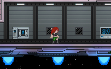 Elven Race Mod with Custom Species Extension at Starbound