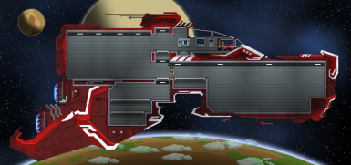 Xan Union Cargo Corvette