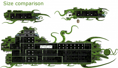 Ssstans Used Ship Emporium - Alternate Floran Starter Ships