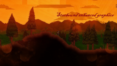 Starbound enhanced graphics