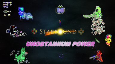 Unobtainium Power at Starbound Nexus - Mods and community