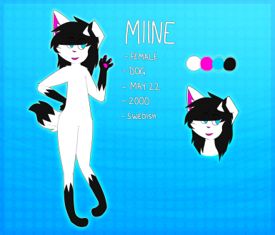 Play as Miine from Youtube