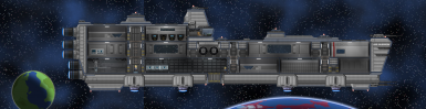 Human Spacecruiser version Gilgamesh