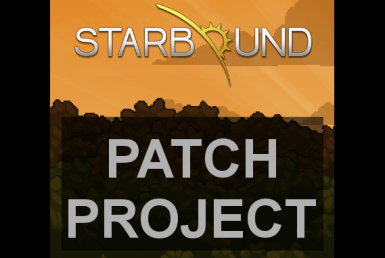 Starbound Patch Project