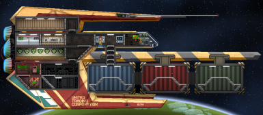 United Trading Corporation Cargo Ship