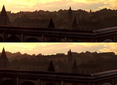 Anor Londo Better Distance Textures