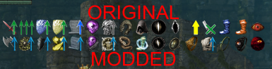 Improved Status Icons