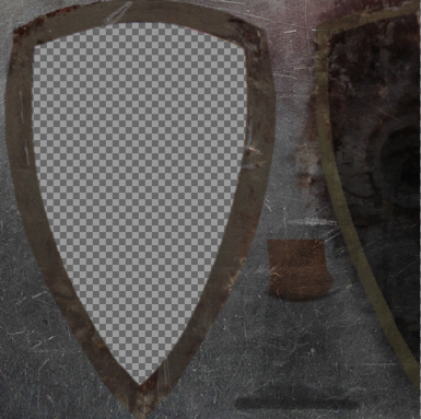 GIMP (.xfc) Project Files For Making Shield Textures