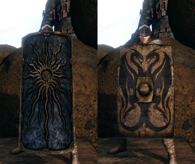 Convoluted Shields at Dark Souls Remastered Nexus - Mods and