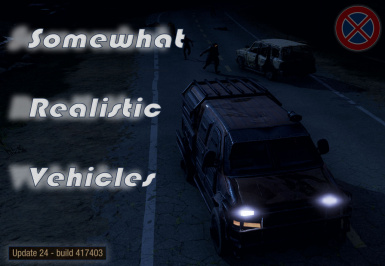 Somewhat Realistic Vehicles