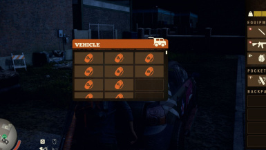 100 Inventory for car trunk