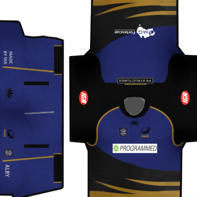 Global Rapid Rugby Kits