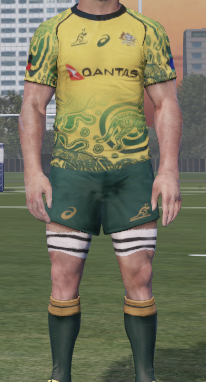 Australia Indigenous kit