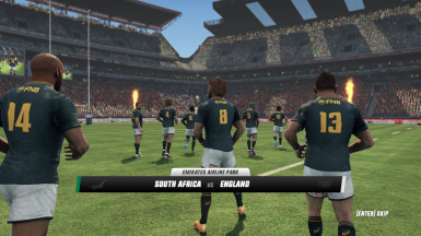 South Africa 2018 Home Jersey