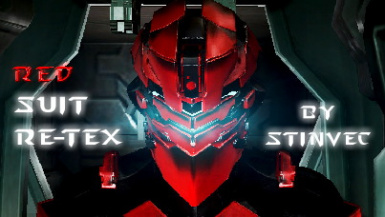Advanced Suits - RED (Black and Red) - StinVec Re-textures