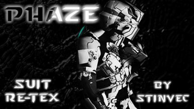 Advanced Suits - PHAZE (Black and White) - StinVec Re-textures