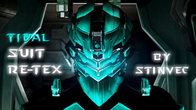 Advanced Suits - TIDAL (Black and Aqua) - StinVec Re-textures