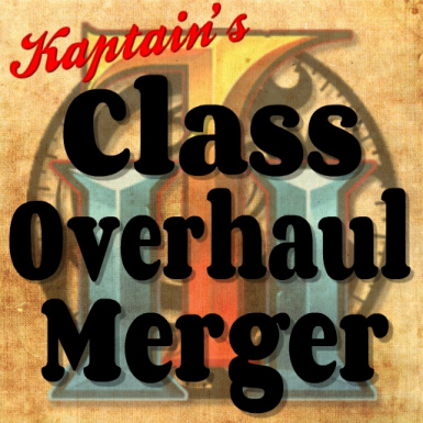 Kaptain's Class Overhaul Merger - KCOM