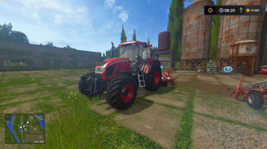 Reshade 3.1.1 SweetFx LifeFoxu007 Farming Simulator 17