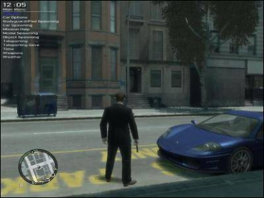 GTA IV - Simple Native Trainer v3 9 at Grand Theft Auto IV