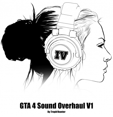 GTA 4 Sound Overhaul V1