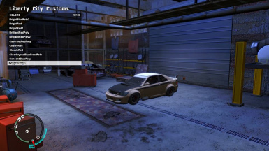Liberty City Customs (Autobody Shop Mod)