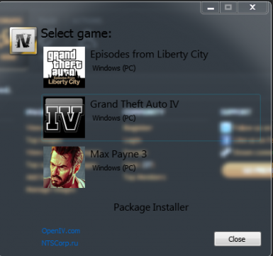 OpenIV at Grand Theft Auto IV Nexus - Mods and community