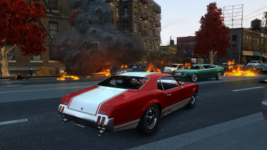 GTA 4 - Beautification Project - Graphics Overhaul at Grand
