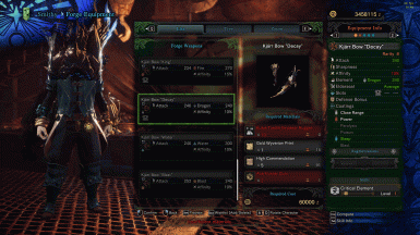 Asterisk's Modified ATKT Drop Rate and Craftable Kjarr with
