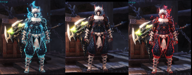 Silverwind Nargacua X Male Armor Gala Layered for MALE and FEMALE