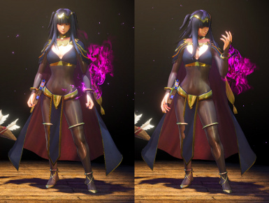 Tharja - Fire Emblem at Monster Hunter: World - Mods and community