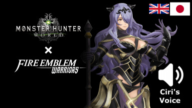 FE Warriors - Camilla Voice Mod