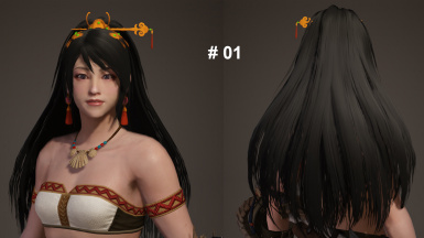 Hairstyle Pack 2