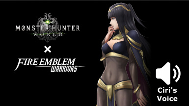 FE Warriors - Tharja Voice Mod