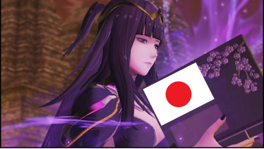 FE Warriors - (Japanese) Tharja Voice Mod