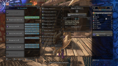 Max Decoration Level Indicator at Monster Hunter: World - Mods and